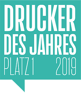 Logo Drucker des Jahres 2019